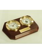 Подарочные часы + термометр