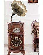 "!!!АКЦИЯ ТОЛЬКО ДО 07.08.15!!! Граммофон  Arte Retro на подставке ""Romantico"" AW24B"