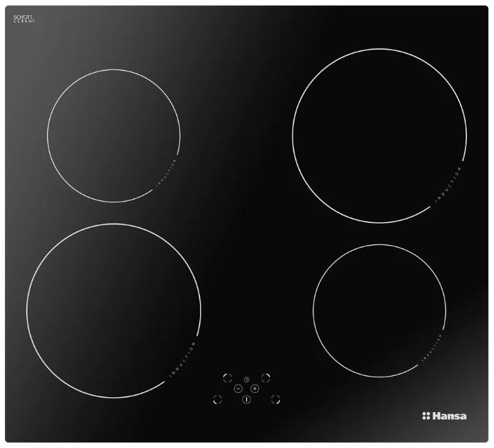 Индукционная варочная панель Hansa BHI68301