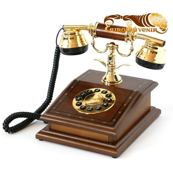 Ретро-телефон Классика Артикул H-HT03A-m